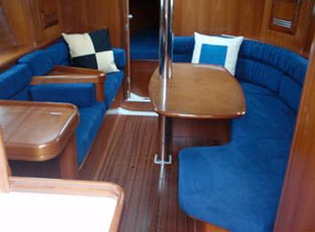 onboard interiors